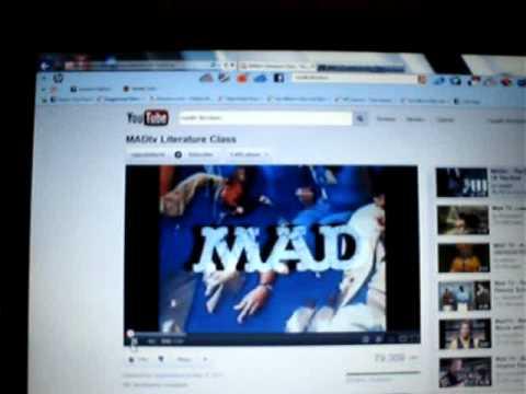 MADtv (Seasons 1 & 2)- Bumper #1