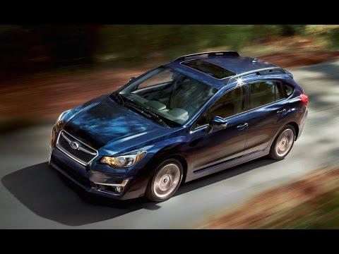 Subaru Impreza 2 0i Sport 2016