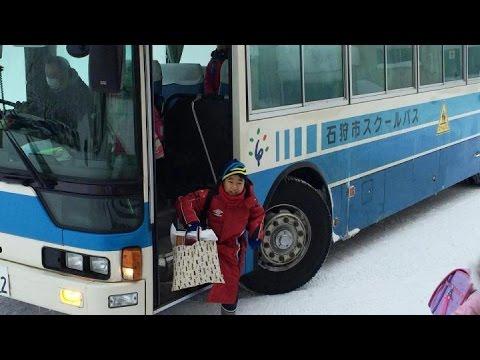 石狩市@生振(おやふる)小学校〜感じるまなびが、もりだくさん 2016/1/27(6分29秒)
