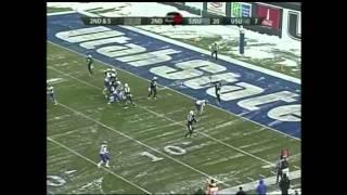 Duke Ihenacho vs Utah State 2011
