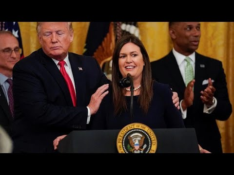 Αποχωρεί και η εκπρόσωπος του Λευκού Οίκου