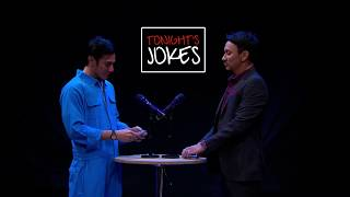 Video Tonights Jokes! Bikin Abimana & Vino Nyerah MP3, 3GP, MP4, WEBM, AVI, FLV Maret 2019