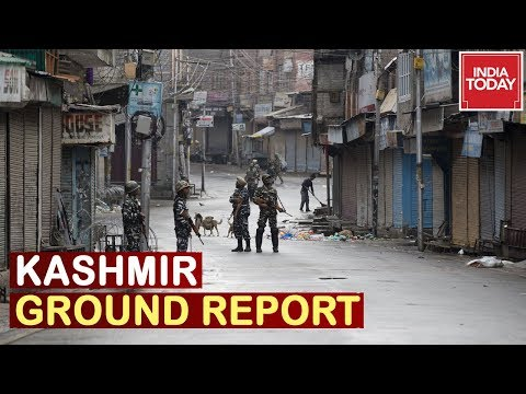 Kashmir Ground Report : People Still Staying Indoors, 60 Days Of Clampdown