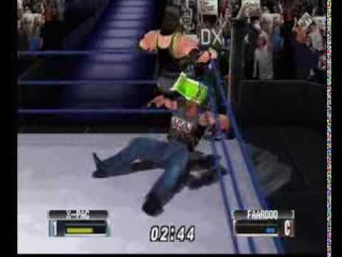 WWF No Mercy N64 Finishers