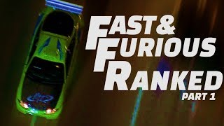 Nonton The Fast And Furious Movies Ranked   Part 1   8    5  Film Subtitle Indonesia Streaming Movie Download