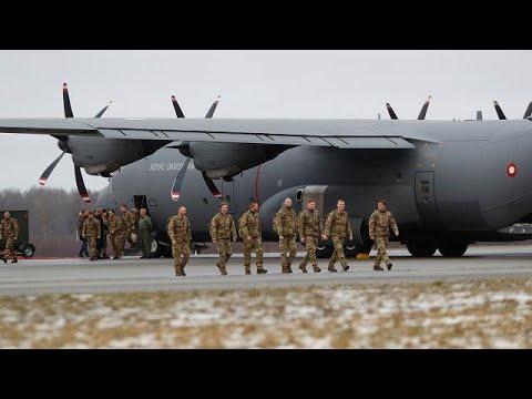 ΝΑΤΟ: Ανεφοδιασμός εν πτήσει