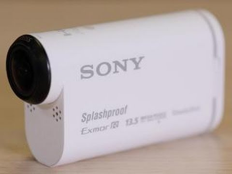 Sony Action Cam AS100V records your thrills and spills