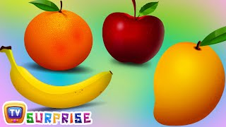 ChuChu TV Surprise eggs toy unboxing for learning Fruits & Fruit Names for Children. Make your kids learn different types of fruits and their names. Subscrib...