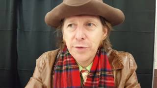 Exclusive interview with actor Lew Temple