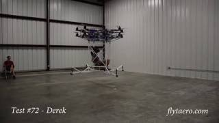 VIDEO: Transporting People with Autonomous Drones Is Nearing Reality
