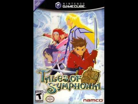 Tales of Symphonia OST 1 A Break Down