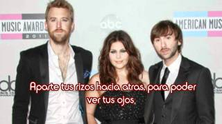 Dancing Away With My Heart - Lady Antebellum [español]