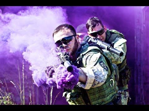 Rauchgranaten Test (WB03 & EG18 Cold Burn) für Airsoft