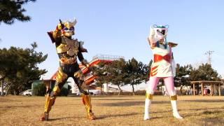千葉ご当地ヒーロー「鳳神ヤツルギ」 – ヤツルギダンスを一緒に踊ろう!