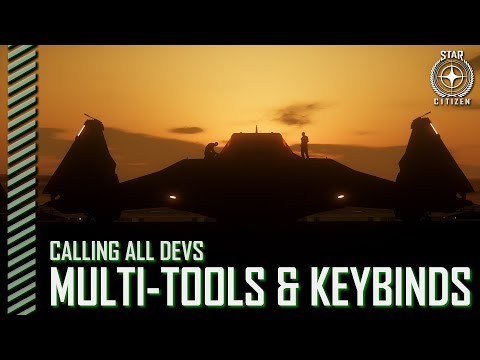 Star Citizen: Calling All Devs - Multi-Tools  and Keybinds
