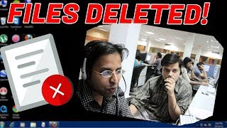 Video SCAMMER MAD WHEN I DELETE HIS FILES! MP3, 3GP, MP4, WEBM, AVI, FLV Juni 2019