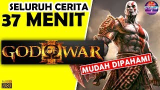 Video Seluruh Alur Cerita God of War MITOLOGI YUNANI Hanya 37 MENIT - Penjelasan Mudah & JELAS !!! MP3, 3GP, MP4, WEBM, AVI, FLV Mei 2019