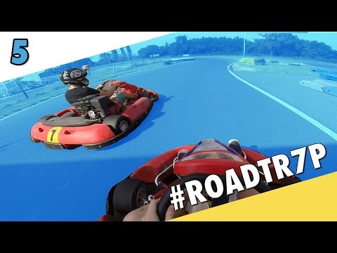 YouTuber Race! (Montpellier/Barcelona) | #ROADTR7P Tag 5 | izzi