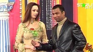 Best Of Tahir Anjum and Deedar New Pakistani Stage Drama Full Comedy Funny Clip | Pk Mast