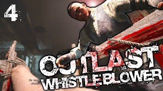 CANNOT UNSEE | Outlast Whistleblower DLC Playthrough - Part 4