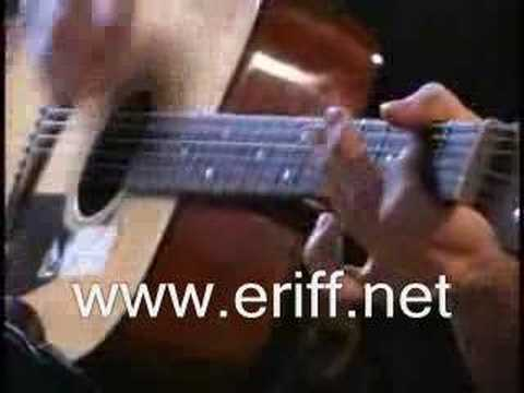 learn blues guitar - Great 10 minute video showing how to play a blues shuffle in E on the guitar. This shuffle is the foundation of rock and roll from Chuck Berry to Zepplin!