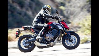 4. 14 Fast Facts about 2018 Honda CB650F