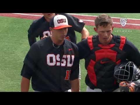 Recap: No. 1 Oregon State baseball shuts out No. 18 UCLA