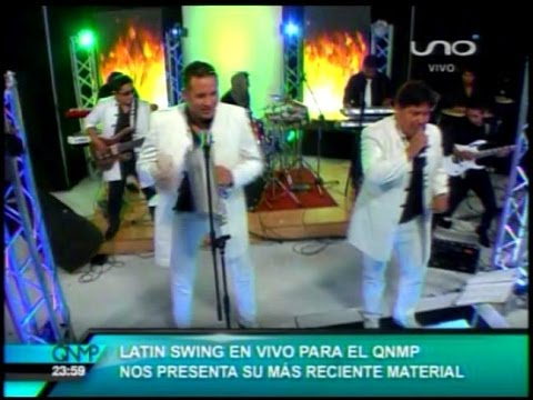 LATIN SWING - MIX LATINAS (en vivo QNMP)