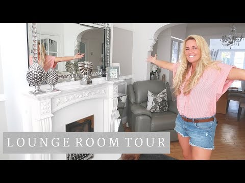 Lounge Room Tour July 2018 Home Tour Series #2 Toni Interior