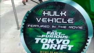Nonton The Hulk Car - Featured in Fast And The Furious Tokyo Drift Film Subtitle Indonesia Streaming Movie Download