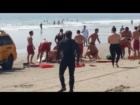 Strike - California's Venice Beach was subjected to a deadly and rare lightning strike on Sunday afternoon, July 27. The lightning strike killed a 20-year-old swimmer. Seven other people were struck...