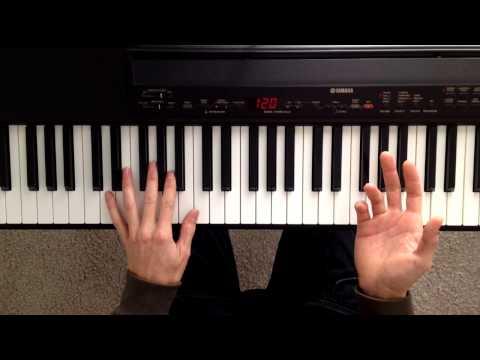 """Cómo tocar """"Let it be"""" de los beatles en piano. Tutorial y partitura"""