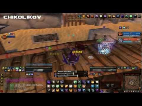 WoW 3.3.5 80 Shadow Priest PvP ft. Upuc |HD|