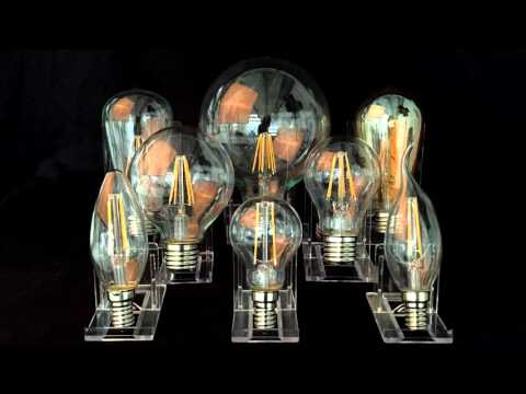 Sylvania LED Filament Light Bulbs