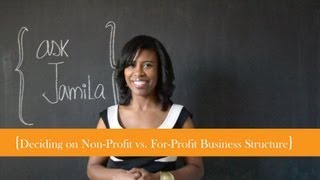 Starting a For-profit vs. Non-profit Business full download video download mp3 download music download