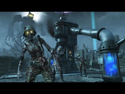 Black Ops 2 Zombie | ORIGINS Secret