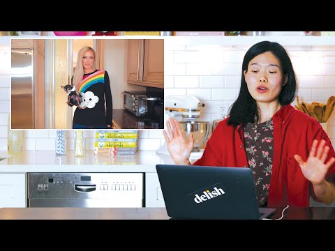 Pro Chef Reacts To Paris Hilton's Cooking Show | Delish