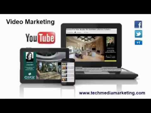 Tech Media Marketing - Real Estate Video Marketing, Internet Marketing, Virtual Tours, Social Media Integration, Mobile Media Solutions, Search Engine Optimization, Content Deliver...