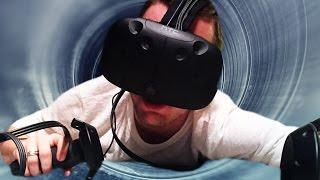 LA MEILLEURE EXPÉRIENCE GAMING ! (Budget Cuts & HTC Vive)