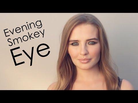 How To: Evening Smokey Eye