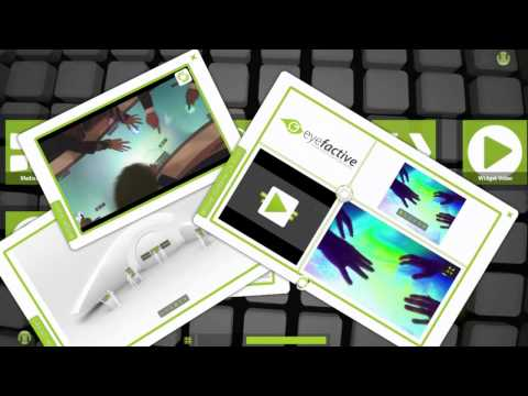 MultiTouch Widgets: Interactive Digital Signage Software