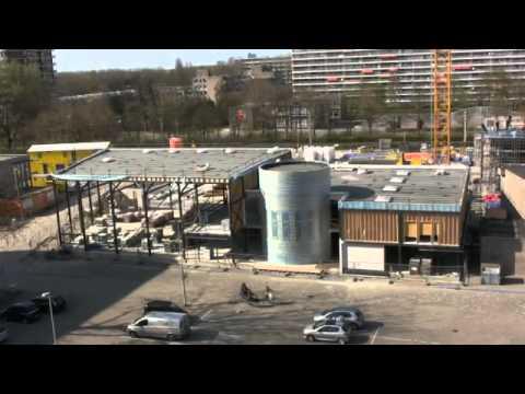 Teaser nieuwbouw Open Hof Rotterdam