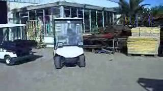 6. Golfette Yamaha g 29