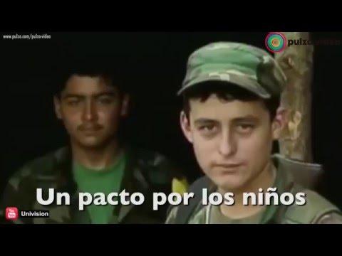 La salida de los menores de edad de las Farc y más noticias [Pulzo Video]