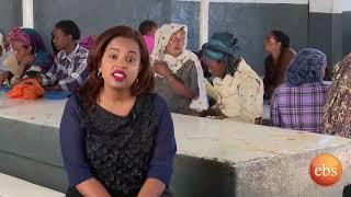 ሰሞኑን አዲስ (የጎዳና ላይ ልመና እንዳይኖር የሚከላከል በጎ አድራጎት ድርጅት)/Semonun Addis February 2019 Ep 1