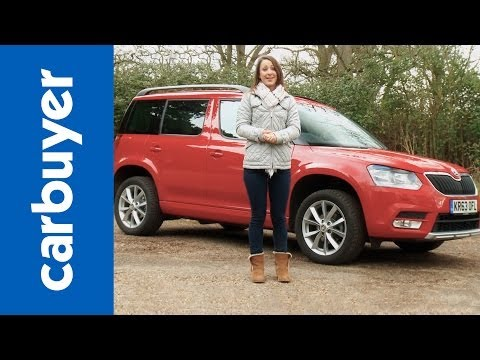 Skoda Yeti SUV 2014 review – Carbuyer