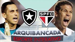Jogo, no estádio Nilton Santos, é válido pela 17ª rodada do Brasileirão Esporte Interativo nas Redes Sociais: Portal: http://esporteinterativo.com.br/ Facebook: ...