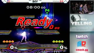 Amazing Sheik Mirror – INY Top 8 Losers: Kira vs KirbyKaze