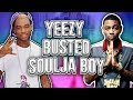 YEEZY BUSTED! *SOULJA BOY EXPOSED* (Part 2)