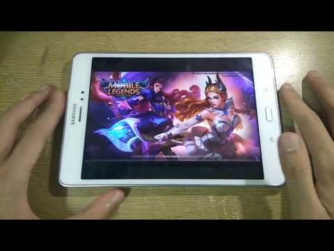 Samsung Galaxy Tab A8 with S-Pen late 2017 Review